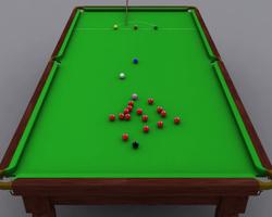 Mesa de Snooker