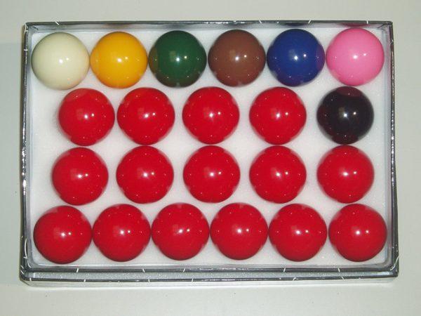 juego de bolas de snooker SGL