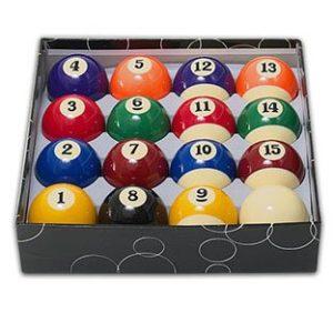 Tri/ángulo para 15 bolas de snooker o billar adecuado para bolas con di/ámetro de 5 cm