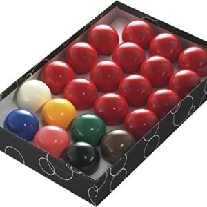 POWERGLIDE - Bolas de snooker-51 mm 22 unidades-min