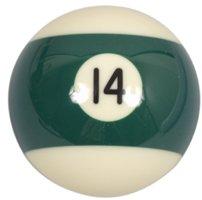 bola-de-billar-numero-14-verde-rayada-min