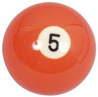 bola-de-billar-numero-5-naranja-lisa-min