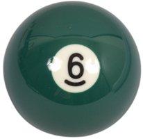 bola-de-billar-numero-6-verde-lisa-min